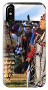 Pow Wow 13 IPhone Case