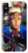 Pow Wow 17 IPhone Case