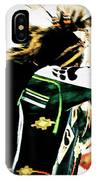 Pow Wow-44671 IPhone Case