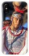 Pow Wow 46 IPhone Case