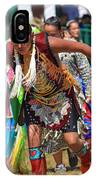 Pow Wow 64 IPhone Case