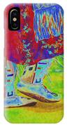 Pow Wow Dancing IPhone Case