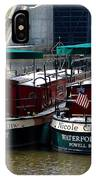 Powell Boats IPhone Case