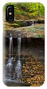 Powerful Trickle IPhone Case