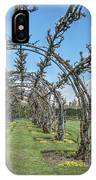 Powis Castle Garden IPhone Case