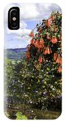 Powis Castle Terrace IPhone Case
