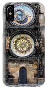 Prague Astronomical Clock IPhone Case