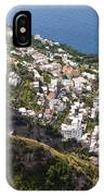 Praiano Village IPhone Case