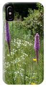 Prairie Blossoms IPhone Case