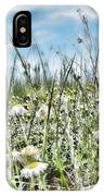 Prairie Flowers And Grasses IPhone Case