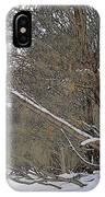 Prairie Winter 2 IPhone Case