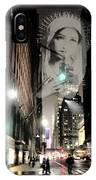 Prayer At 42nd Street IPhone Case