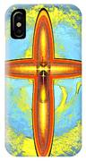 Prayer Cross For Brenda Lee Hager Morgan 8 IPhone Case