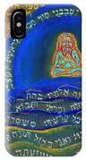 Prayer Of Jonah IPhone Case