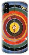 Pre-copernican Universe IPhone Case