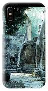 Preah Khan Temple 01 IPhone Case