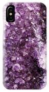 Precious Stones Formation IPhone Case
