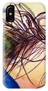 Preening For Attention Sold IPhone Case
