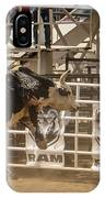 Prescott Az Rodeo IPhone Case