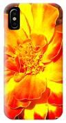 Prettiest Flower In The Garden IPhone Case