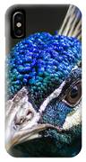 Pretty As A Peacock IPhone Case