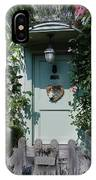 Pretty Door In Nether Wallop IPhone Case
