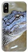 Pretty Gator IPhone Case