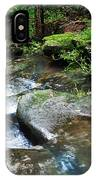 Pretty Green Creek IPhone Case