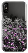 Pretty Pink Flowers IPhone Case