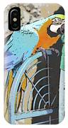 Pretty Polly IPhone Case