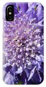 Pretty Purple Flower IPhone Case