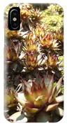 Prickly Lilies IPhone Case