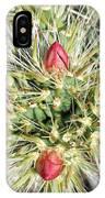 Prickly Pleasure IPhone Case