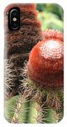 Prickly Situation IPhone Case