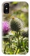 Prickly Youth IPhone Case