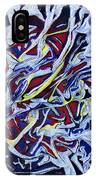 Primary Abstract IPhone Case