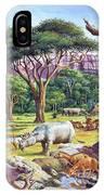 Primitive Mammals IPhone Case
