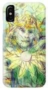 Prince Of Flowers IPhone Case