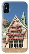 Prince Of Wales Hotel IPhone Case