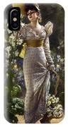 Princess Elvina Of Bavaria IPhone Case