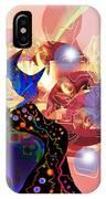 Princess Of Light IPhone Case
