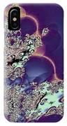 Princess Tiara Fractal IPhone Case
