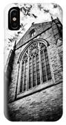 Princeton University Chapel IPhone Case
