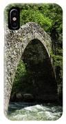 Principality Of Andorra. Pont De La IPhone Case