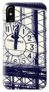 Principe Pio Clock IPhone Case