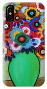 Prisarts Florals IIi IPhone Case