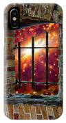Prison In The Cosmos IPhone Case
