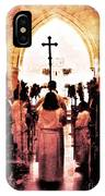 Procession Of Light IPhone X Case