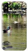 Profiled Duck IPhone Case