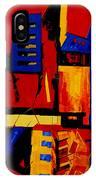 Promenade  - II - IPhone Case